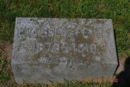 DOVEY, EVA - Branch County, Michigan   EVA DOVEY - Michigan Gravestone Photos