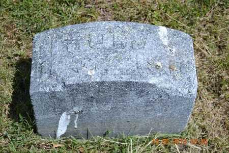 DUNLAP, THOMAS - Branch County, Michigan | THOMAS DUNLAP - Michigan Gravestone Photos