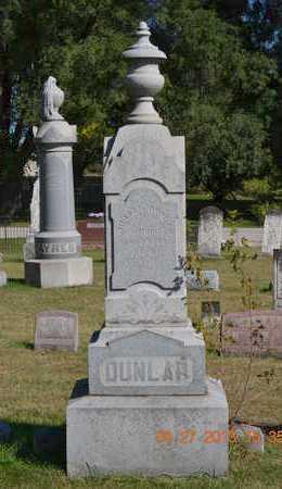 DUNLAP, WILLIAM - Branch County, Michigan | WILLIAM DUNLAP - Michigan Gravestone Photos