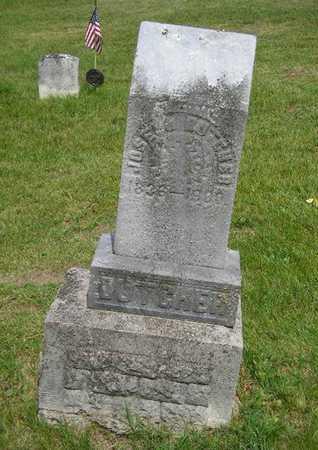 DUTCHER, JOSEPH - Branch County, Michigan | JOSEPH DUTCHER - Michigan Gravestone Photos