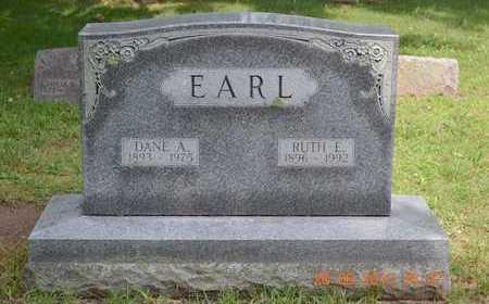 EARL, DANE A. - Branch County, Michigan | DANE A. EARL - Michigan Gravestone Photos