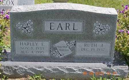EARL, HARLEY E. - Branch County, Michigan   HARLEY E. EARL - Michigan Gravestone Photos