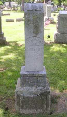 EARL, WILLIAM W. - Branch County, Michigan | WILLIAM W. EARL - Michigan Gravestone Photos