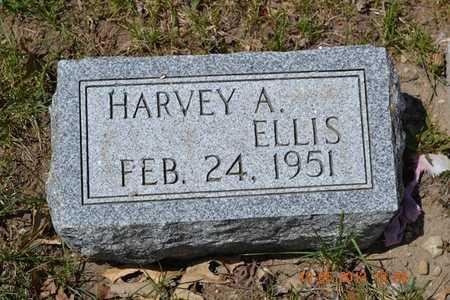 ELLIS, HARVEY A. - Branch County, Michigan | HARVEY A. ELLIS - Michigan Gravestone Photos