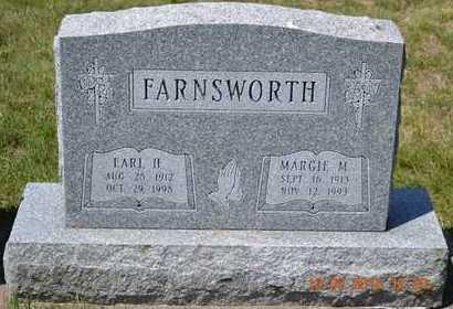 FARNSWORTH, MARGIE M. - Branch County, Michigan | MARGIE M. FARNSWORTH - Michigan Gravestone Photos
