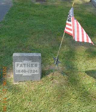 FOOTE, BURNLEY - Branch County, Michigan | BURNLEY FOOTE - Michigan Gravestone Photos