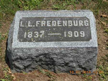 FREDENBURG, L.L. - Branch County, Michigan | L.L. FREDENBURG - Michigan Gravestone Photos