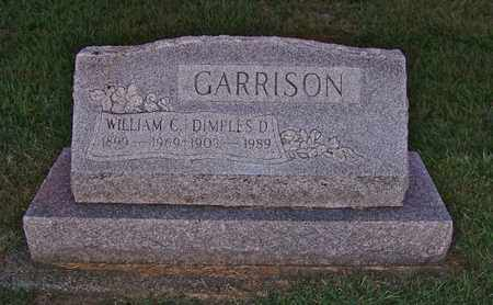 GARRISON, DIMPLES - Branch County, Michigan | DIMPLES GARRISON - Michigan Gravestone Photos