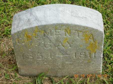 GAY, CLEMENT A. - Branch County, Michigan | CLEMENT A. GAY - Michigan Gravestone Photos