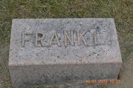 GOODWIN, FRANK L. - Branch County, Michigan | FRANK L. GOODWIN - Michigan Gravestone Photos