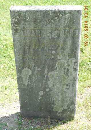 GOULD, EDWARD S. - Branch County, Michigan | EDWARD S. GOULD - Michigan Gravestone Photos