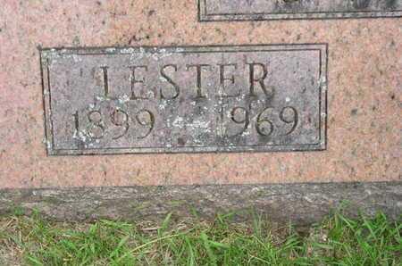GRAY, LESTER - Branch County, Michigan | LESTER GRAY - Michigan Gravestone Photos