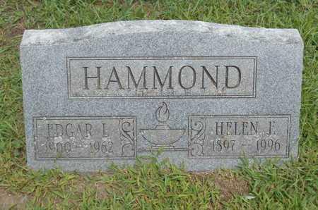 HAMMOND, HELEN E. - Branch County, Michigan | HELEN E. HAMMOND - Michigan Gravestone Photos