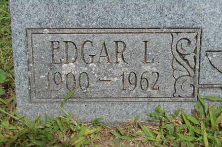 HAMMOND, EDGAR L. - Branch County, Michigan | EDGAR L. HAMMOND - Michigan Gravestone Photos