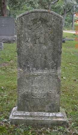 HAMMOND, NELSON - Branch County, Michigan | NELSON HAMMOND - Michigan Gravestone Photos