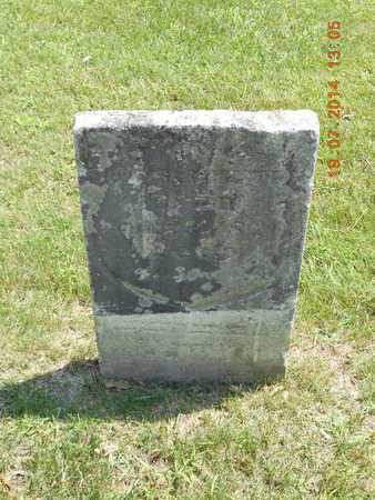 HARRINGTON, ANNA - Branch County, Michigan | ANNA HARRINGTON - Michigan Gravestone Photos