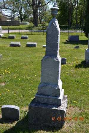 HARRINGTON, MARY - Branch County, Michigan | MARY HARRINGTON - Michigan Gravestone Photos