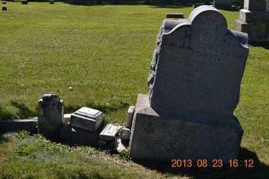 HARRIS, ANNA - Branch County, Michigan | ANNA HARRIS - Michigan Gravestone Photos