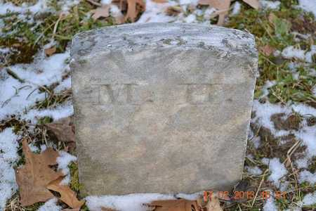 HARRIS, MARIAN - Branch County, Michigan | MARIAN HARRIS - Michigan Gravestone Photos