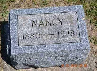 HARRISON, NANCY - Branch County, Michigan   NANCY HARRISON - Michigan Gravestone Photos