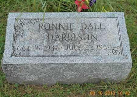 HARRISON, RONNIE DALE - Branch County, Michigan | RONNIE DALE HARRISON - Michigan Gravestone Photos