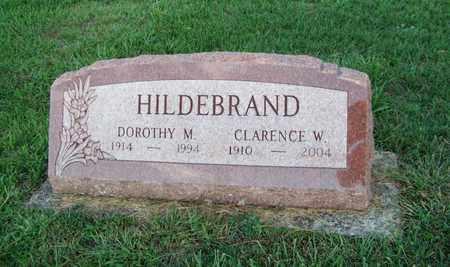 HILDEBRAND, CLARENCE - Branch County, Michigan | CLARENCE HILDEBRAND - Michigan Gravestone Photos
