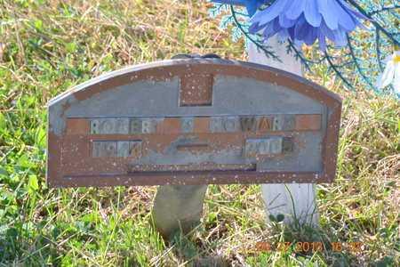 HOWARD, ROBERT D. - Branch County, Michigan | ROBERT D. HOWARD - Michigan Gravestone Photos