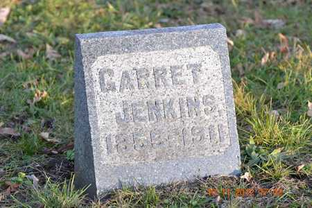 JENKINS, GARRET - Branch County, Michigan | GARRET JENKINS - Michigan Gravestone Photos