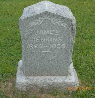 JENKINS, JAMES O. - Branch County, Michigan   JAMES O. JENKINS - Michigan Gravestone Photos