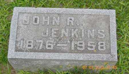 JENKINS, JOHN R. - Branch County, Michigan | JOHN R. JENKINS - Michigan Gravestone Photos