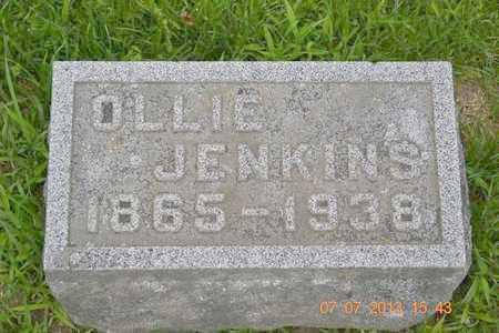 JENKINS, OLLIE - Branch County, Michigan | OLLIE JENKINS - Michigan Gravestone Photos