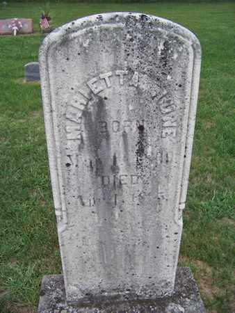 JUNE, MARIETTA - Branch County, Michigan | MARIETTA JUNE - Michigan Gravestone Photos