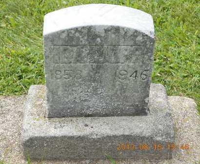 JUPP, IDA - Branch County, Michigan | IDA JUPP - Michigan Gravestone Photos