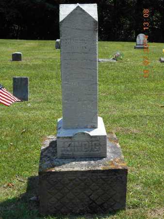 KINDIG, FAMILY - Branch County, Michigan | FAMILY KINDIG - Michigan Gravestone Photos