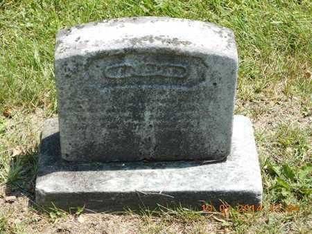KINYON, A.W. - Branch County, Michigan | A.W. KINYON - Michigan Gravestone Photos