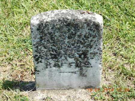 KOFFLE, BABY - Branch County, Michigan | BABY KOFFLE - Michigan Gravestone Photos