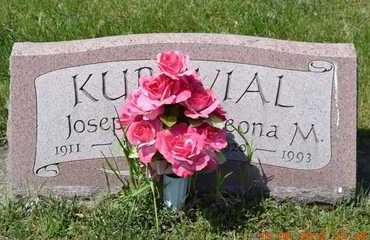KURYVIAL, JOSEPH - Branch County, Michigan | JOSEPH KURYVIAL - Michigan Gravestone Photos