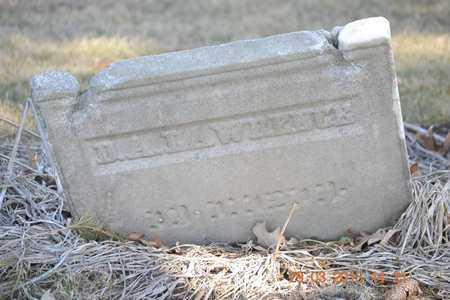 LAWRENCE, D.A. - Branch County, Michigan | D.A. LAWRENCE - Michigan Gravestone Photos