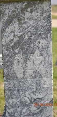 LAWRENCE, MATILDA(CLOSEUP) - Branch County, Michigan   MATILDA(CLOSEUP) LAWRENCE - Michigan Gravestone Photos