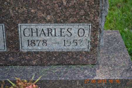 LOTHAMER, CHARLES O. - Branch County, Michigan   CHARLES O. LOTHAMER - Michigan Gravestone Photos
