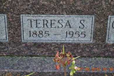 LOTHAMER, TERESA S. - Branch County, Michigan | TERESA S. LOTHAMER - Michigan Gravestone Photos