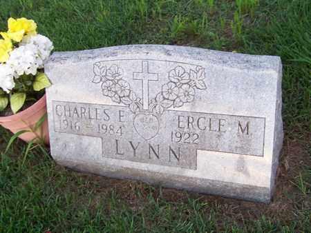LYNN, CHARLES - Branch County, Michigan   CHARLES LYNN - Michigan Gravestone Photos