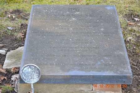 MARKHAM, WILLIAM W. - Branch County, Michigan | WILLIAM W. MARKHAM - Michigan Gravestone Photos