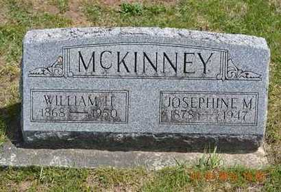 MCKINNEY, JOSEPHINE M. - Branch County, Michigan | JOSEPHINE M. MCKINNEY - Michigan Gravestone Photos