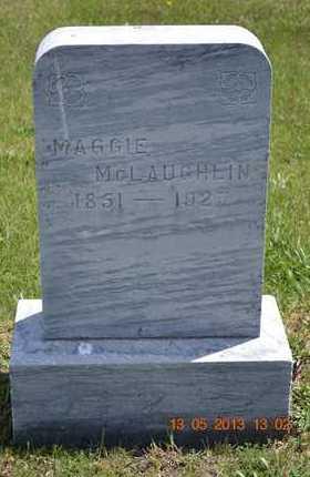 MCLAUGHLIN, MAGGIE - Branch County, Michigan | MAGGIE MCLAUGHLIN - Michigan Gravestone Photos
