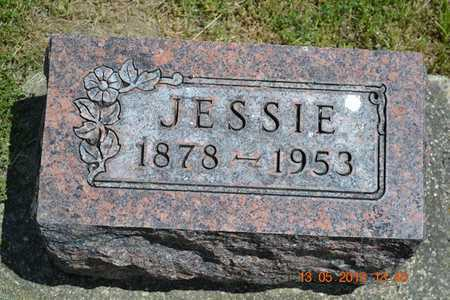 MUNDY, JESSIE B. - Branch County, Michigan | JESSIE B. MUNDY - Michigan Gravestone Photos