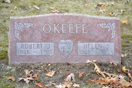 O'KEEFE, ROBERT J. - Branch County, Michigan | ROBERT J. O'KEEFE - Michigan Gravestone Photos