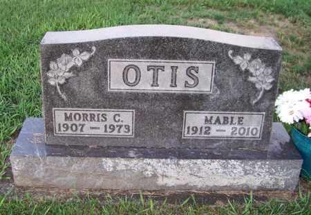OTIS, MABLE - Branch County, Michigan | MABLE OTIS - Michigan Gravestone Photos