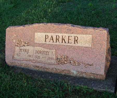 PARKER, DOROTHY - Branch County, Michigan   DOROTHY PARKER - Michigan Gravestone Photos