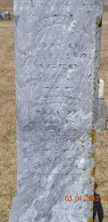 PARKINSON, JOHN/ROANNA - Branch County, Michigan   JOHN/ROANNA PARKINSON - Michigan Gravestone Photos